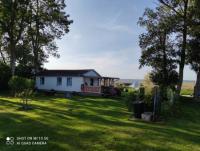 Ostsee: Ferienhaus am Bodden in Kinnbackenhagen auf einem Naturgrundstück privat zu vermieten.