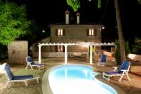 Ferienhaus mit privatem Pool in Gemmano hinter der Adria-Küste in der Nähe von Rimini - Meer 20 min
