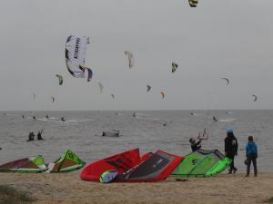 Kitesurfen geht (fast) immer