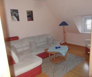 Wohnzimmer Mansarde