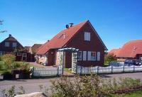 Das schöne freistehende Ferienhaus in Ostfriesland (96 m²) bietet Platz für 6 Personen.