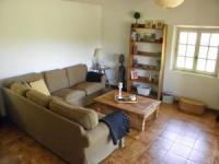 Kelterei-Appartement, 5 km oberhalb  von Flayosc, Var, Provence, mit 2 privaten Terrassen