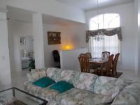 Florida Ferienhaus mit sonniger Terrasse und drei Schlafzimmern bietet Platz für sechs Personen!