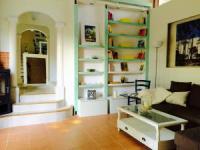 Das liebevoll eingerichtete Apartment mit Terasse und Außenkamin bietet Platz für 4 Personen
