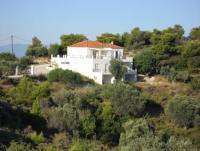 Ferienhaus Porto Gelingo mit drei Terrassen, Variante megalo bis 8 Personen
