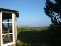 Gemütliches Ferienhaus mit Aussichts-Pavillon in Dänemark an der Nordsee mit Blick auf den Fjord