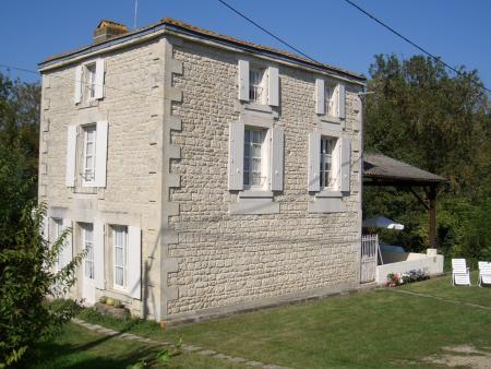 Ferienhaus in La Vanneau - Irleau