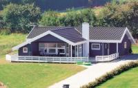 Ferienhaus mit Meerblick, in einem neuen Ferienhaus-Gebiet, Bootsvermietung, Hunde erlaubt