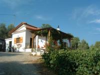 Schönes Ferienhaus auf dem Peloponnes in der Region Achaia am Golf von Korinth.