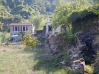 Freistehendes Rustico für 3 Personen mit großem Garten.