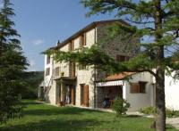 Komfortable Ferienwohnung in Mercatale bei Umbertide, Umbrien, für 3 Personen im Erdgeschoss