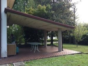 Casa 1-Mughetto: big veranda
