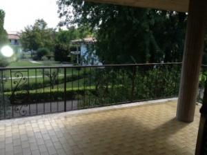 Casa 1-Mughetto: the balcony
