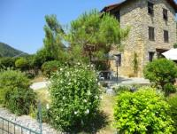 Ferienhaus CASA LERRONE in Ligurien, Italienische Riviera, nahe Albenga, Alassio zu vermieten
