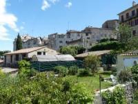 Ferienhaus mit 3 Appartements - Ferienwohnung Monet - EG (ca. 38 m² + 15 m² Terrasse) für 2 Personen