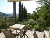 Ferienhaus mit 3 Appartements - Rousseau' Luxusappartement (ca. 60 m² + 10 m² Balkon) für 4 Personen