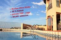 MEERBLICK- Sonnen-Villa  mit privatem, BEHEIZBAREM POOL in EXKLUSIVER LAGE - Wäsche + WLAN INKLUSIVE