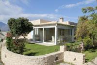 Ferienhaus in Kalamaki in Südkreta mit beheizbarem Pool und 360° Panoramablick  zu vermieten