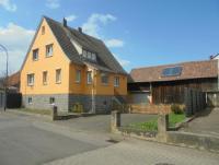 Ferienhaus in Lauterbach-Maar im Vogelsberg mit 450 m ² umzäuntem Garten für 8 Personen