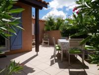 Ferienhaus Lucie in Gruissan - Mateille unweit des Plage du Grazel in Südfrankreich zu vermieten