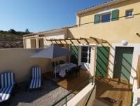 Ferienhaus in Narbonne Plage am Mittelmeer, 6 Gehminuten vom Strand, Hunde, WLAN, Parkplatz