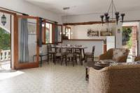 Ferienhaus im Naturschutzgebiet Las Salinas mit Blick auf Formentera zu vermieten.