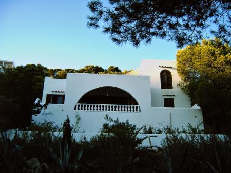 Ferienhaus im naturschutzgebiet las salinas mit blick auf - Formentera ferienhaus mit pool ...