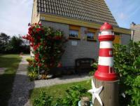 Komfort-Ferienhaus Strandslag 16 für 4-6 Personen mit sonniger, nicht einsehbarer Terrasse!