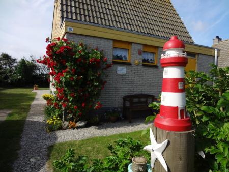 Ferienhaus in Julianadorp aan Zee