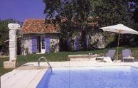 Ferienhaus im Künstlerdorf Lusignac Frankreich, Dordogne/Périgord, Aquitanien privat zu vermieten!