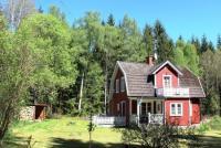 Ferienhaus in See- u. Waldlage, Top -  Angelrevier, in Südschweden,  zu vermieten
