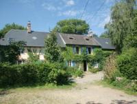 Normandie: Ferienhaus La Chevallerie 2 für 5-6 Personen bietet Wohnraum auf drei Ebenen.