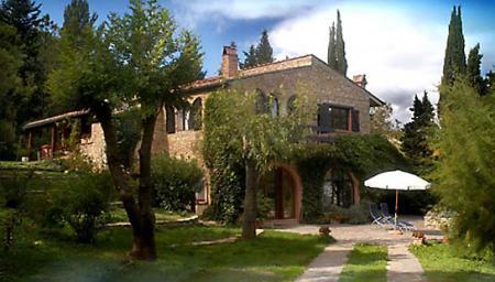 Ferienwohnung in Guardistallo