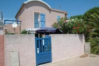 Ferienhaus in Gruissan am Mittelmeer mit Terrasse und Dachterrasse mit Panoramablick für 4 Personen
