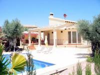 Ferienhaus Casa Sol in Orba bei Denia an der Costa Blanca  sonniger Lage für max. 4 Personen