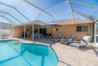 Modern ausgestattetes Ferienhaus im bevorzugten Südwesten von Cape Coral, Florida, USA zu vermieten!