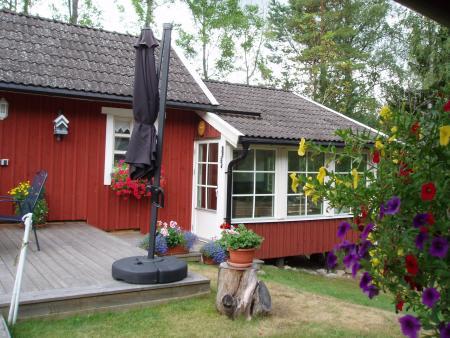 Ferienhaus in Alsterbro