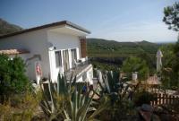 Ferienhaus in Ganztagssonnenlage mit unbegrenztem Küstenblick und  doch stadtnah