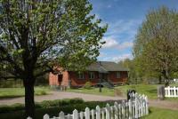 Ferienhaus mit großer Sonnenterrasse und fast 6000 qm Garten bietet Platz für eine Familie mit Hund!