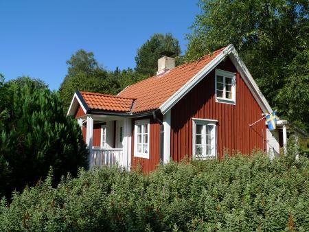 Ferienhaus in Skoghult / Alsterbro