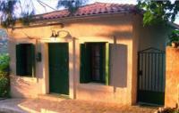 Ferienhaus Moryia auf dem Peloponnes nah der Stadt Aigion im idyllischen Bergdorf Xatzh zu vermieten