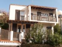 Haus mit mehreren Terrassen, Balkon, 3 Schlafzimmer,  2 Bäder, W-Lan, Platz für 6 Pers.,Garage