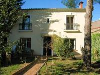Zu vermieten: Ferienhaus in Südfrankreich im gemütlichem Winzerort Pomérols, 10 km zum Strand!