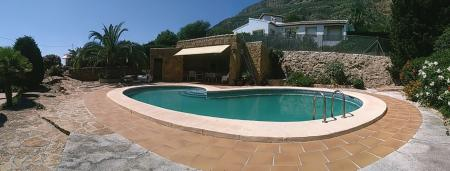 ferienhaus mit pool in javea an der costa blanca spanien zu vermieten. Black Bedroom Furniture Sets. Home Design Ideas