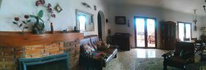Wohnbereich (Panoramabild)