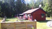 Vita Villan: Ferienhaus in Småland-Linneryd-Sandvik- Tier-und rauchfrei,