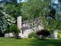 Idyllisches Ferienhaus zwischen New York City und Washington D.C. mit 20 ha Grundstück zu vermieten.
