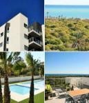 Ferienwohnung an der Costa Blanca, Meerblick, große Dachterrasse & Gemeinschaftspool zu vermieten
