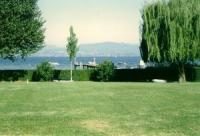 Ferienwohnung mit ca. 60 m² Wohnfläche am Gardasee zu vermieten, geeignet für 4 Personen.