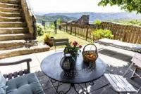 la France  écologique: Gite mit Terrasse im Schatten der Linde für Paare  und Familie bis 5 Personen